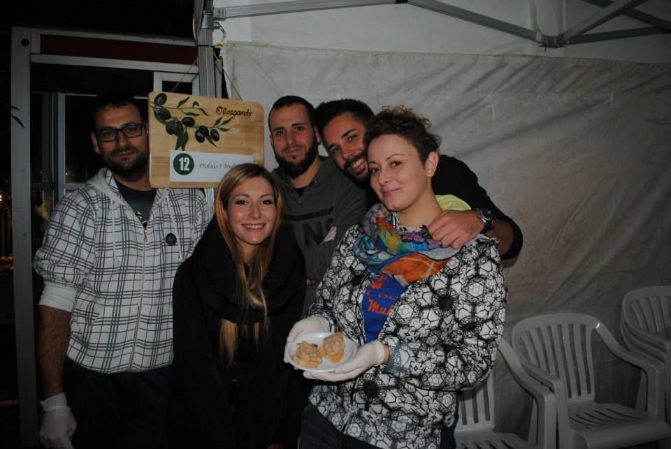 MOVINGWATER AND THE COMMUNITY OF MAGIONE