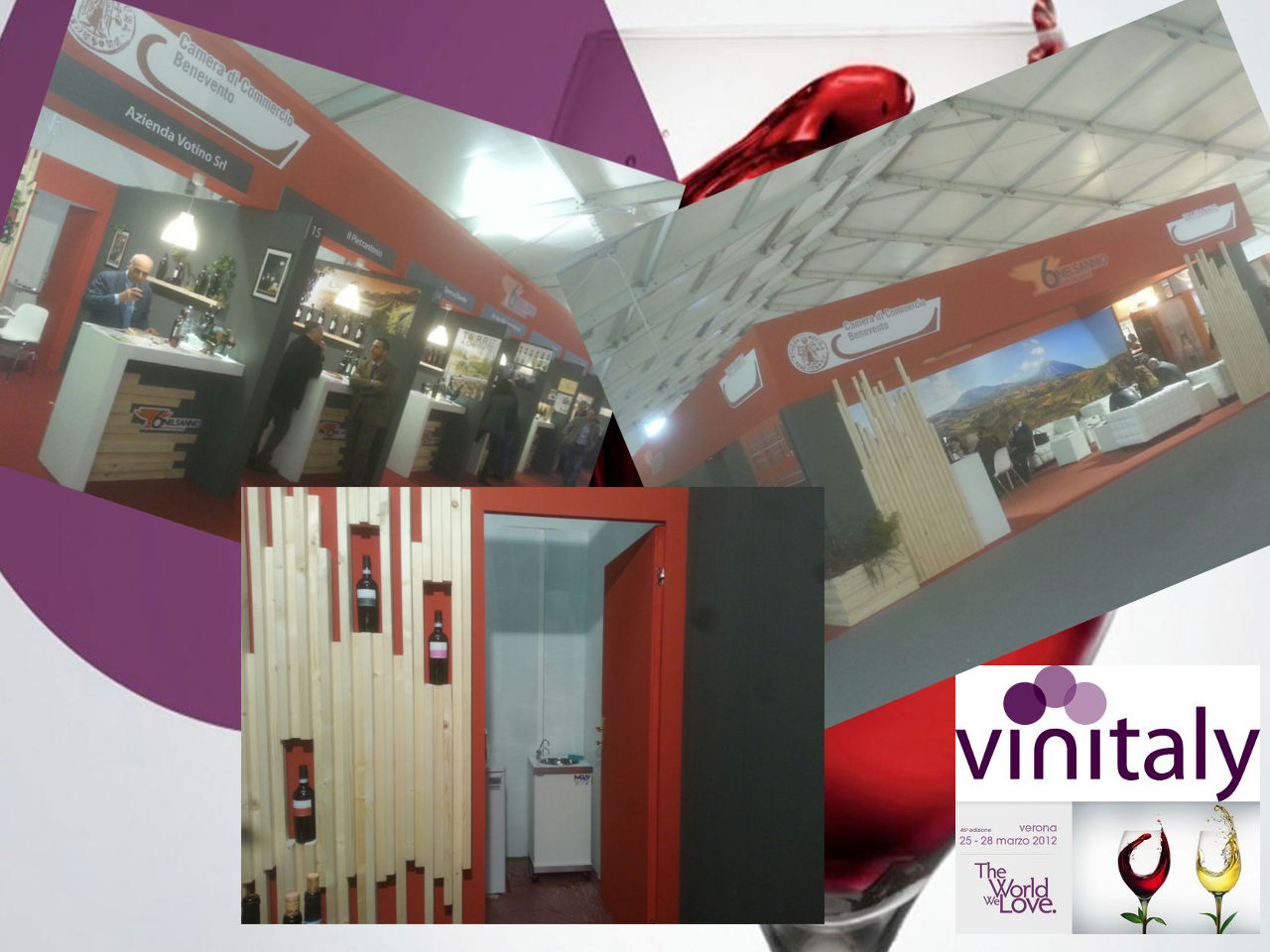 MOVINGWATER AT THE VINITALY 2015